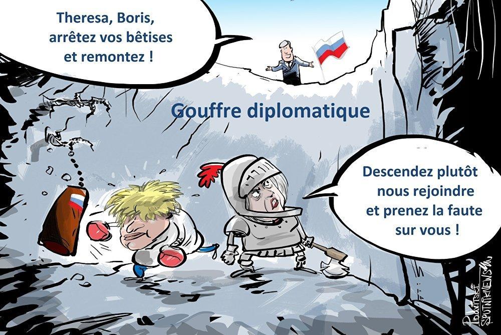 Gouffre diplomatique