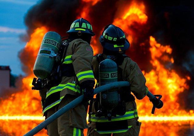 Les pompiers (image d'illustration)