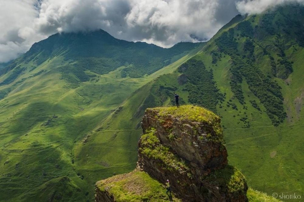 Ossétie enchantée