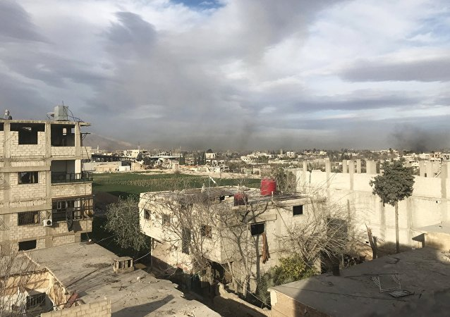 Ghouta orientale, Syrie