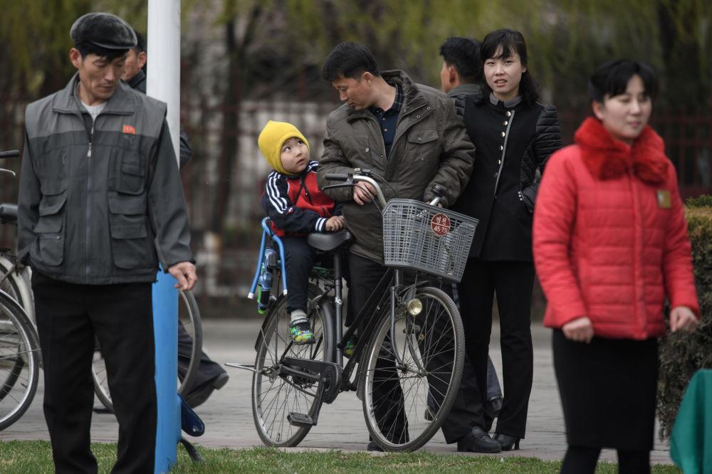 Les aspects de la vie en Corée du Nord