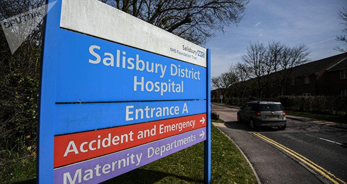 L'hôpital de Salisbury qui a accueilli Sergueï et Ioulia Skripal