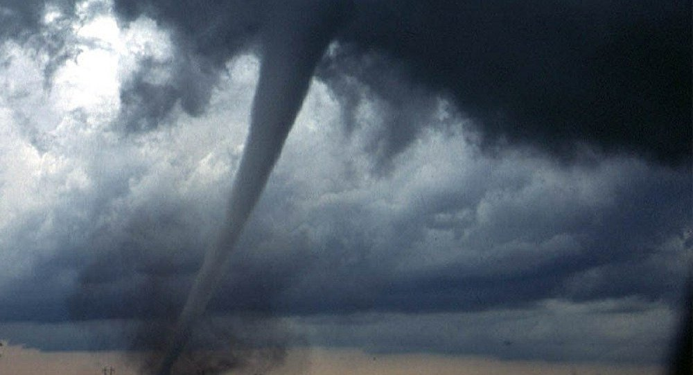 Tornade, image d'illustration