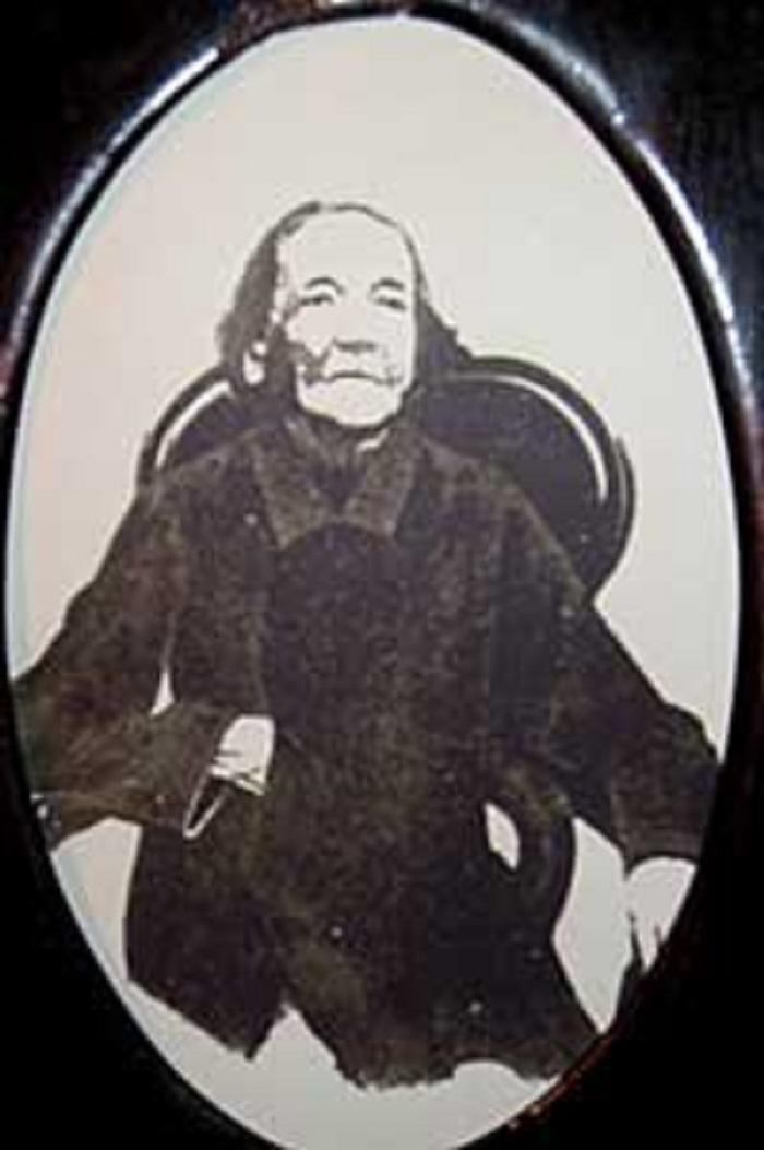 Nadejda Dourova dans les années 1860