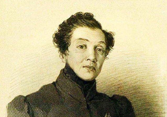 Nadejda Dourova, lithographie