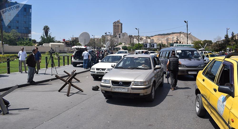 Frappes en Syrie: Moscou met en exergue l'objectif réel de l'Occident