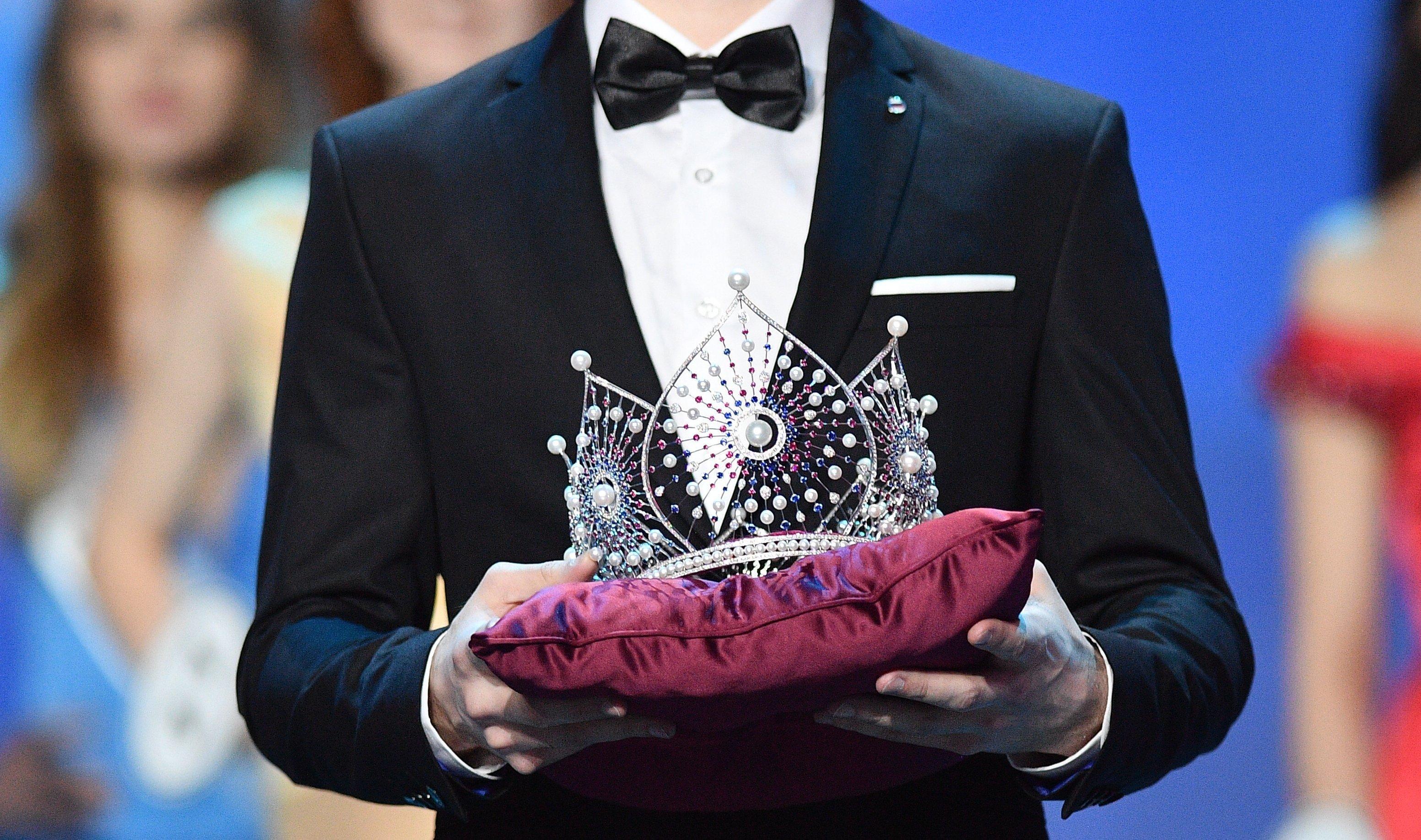 la couronne Miss Russie 2018