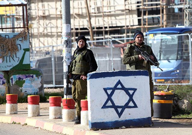 Des militaires israéliens (image d'illustration)