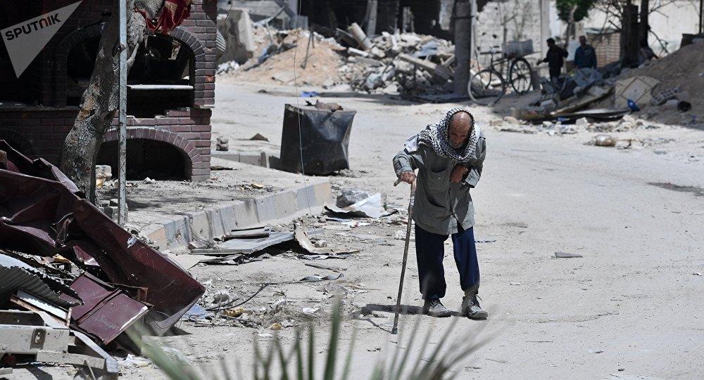 L'OIAC annonce avoir terminé le prélèvement d'échantillons à Douma — Syrie