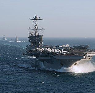 L'USS Harry S. Truman