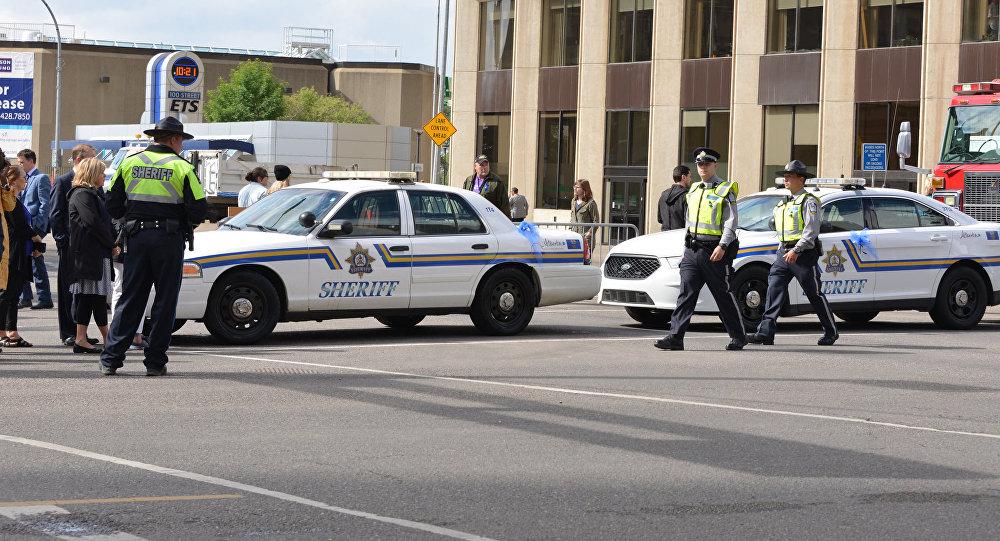 Police, Canada