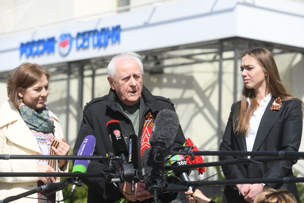 Le coup d'envoi de l'action nationale du Ruban de Saint-Georges est donné