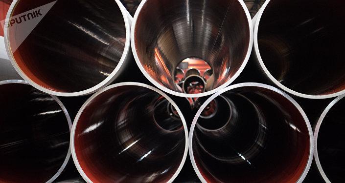 «Le moment est venu d'agir»: les USA auraient appelé l'UE à renoncer au Nord Stream 2