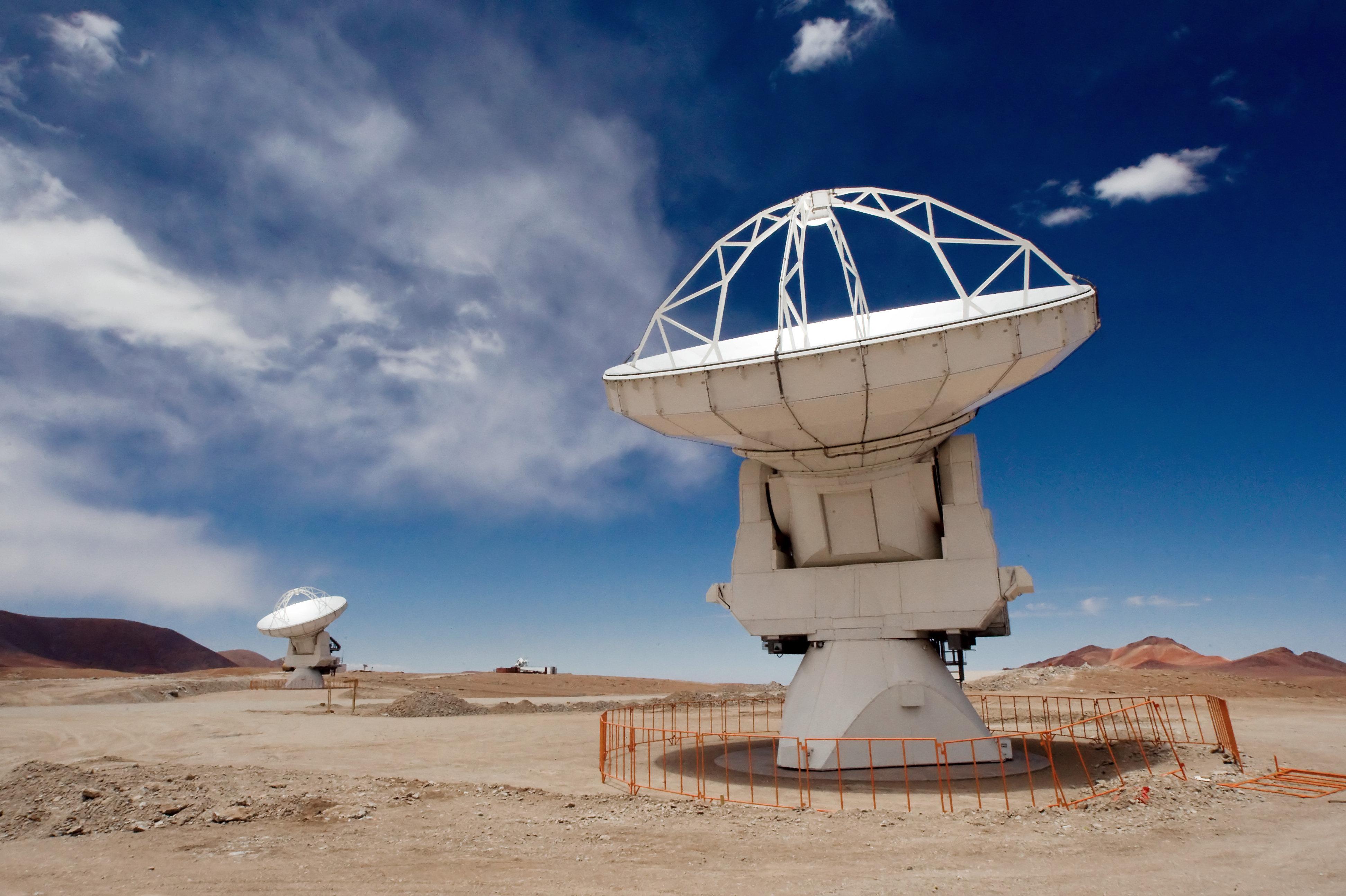 téléscope ALMA