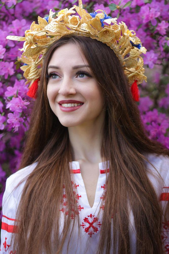 Concours Reine du Printemps en Biélorussie
