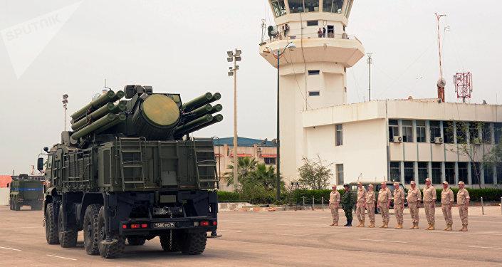 La base aérienne russe de Hmeimim