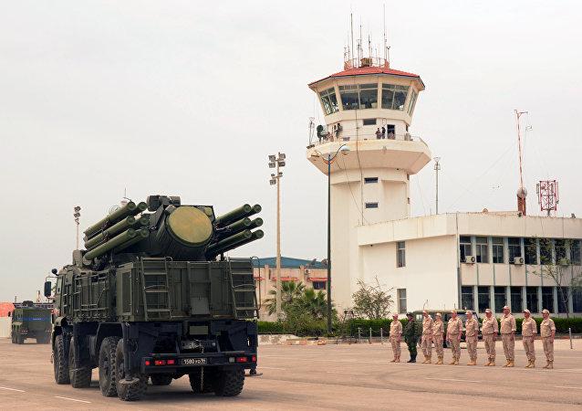 la base militaire de Hmeimim
