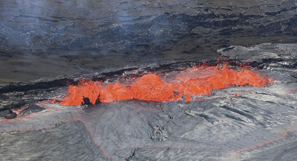 Volcan Kilauea