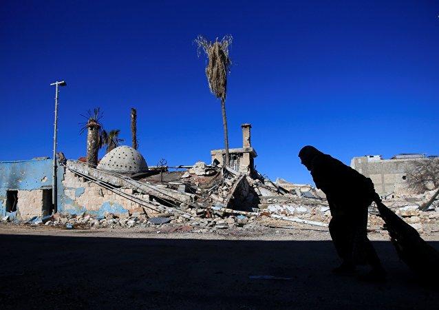Aleppo, Syrie