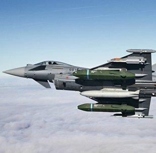 Chasseurs Eurofighter