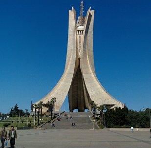 Monument aux martyrs de la Guerre d'Algérie