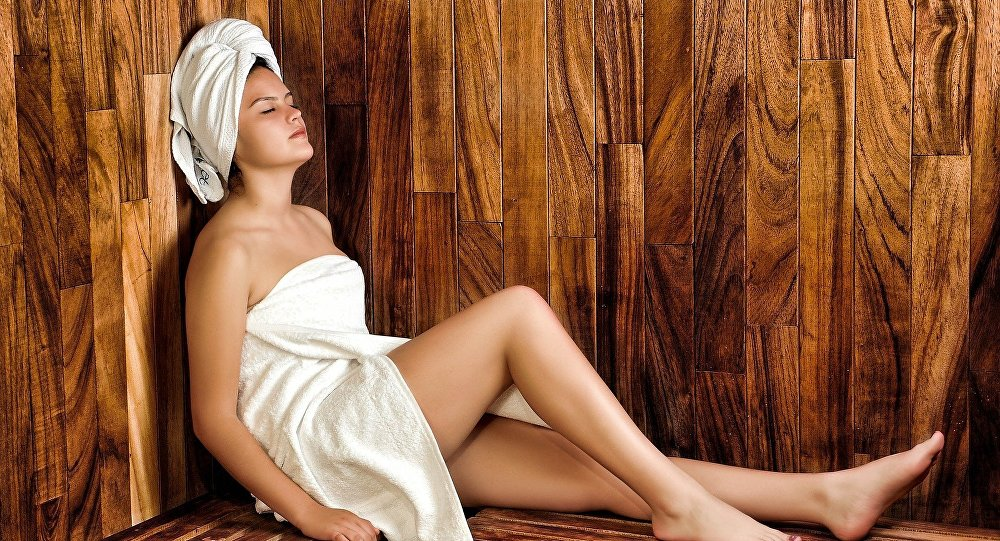 Le sauna réduit le risque de crise cardiaque !