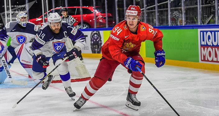 Les Bleus au révélateur du mondial — Hockey sur glace