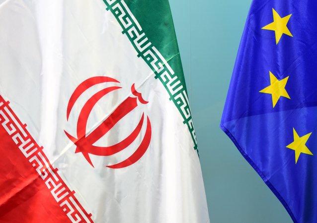 L'Iran et l'UE