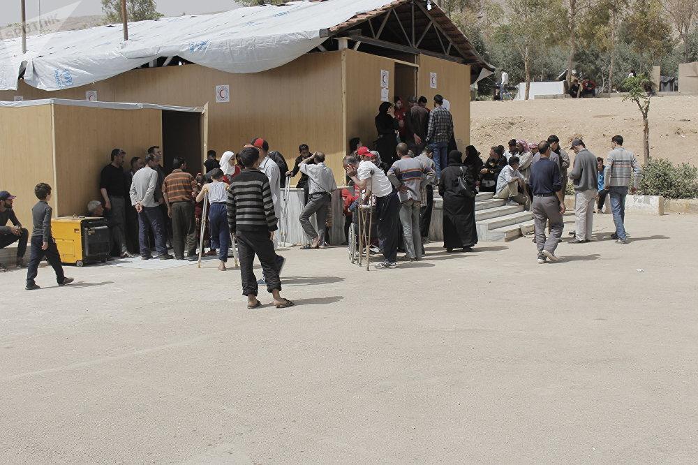 Guérir le fanatisme chez les habitants de la Ghouta