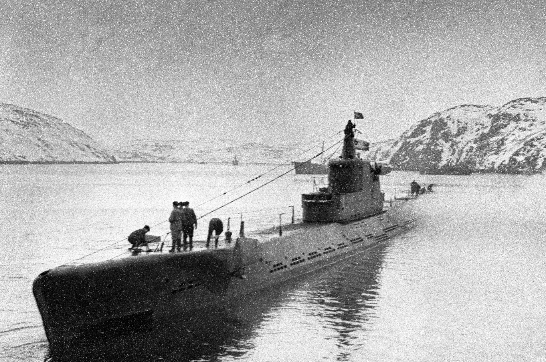 Sous-marin soviétique K-21