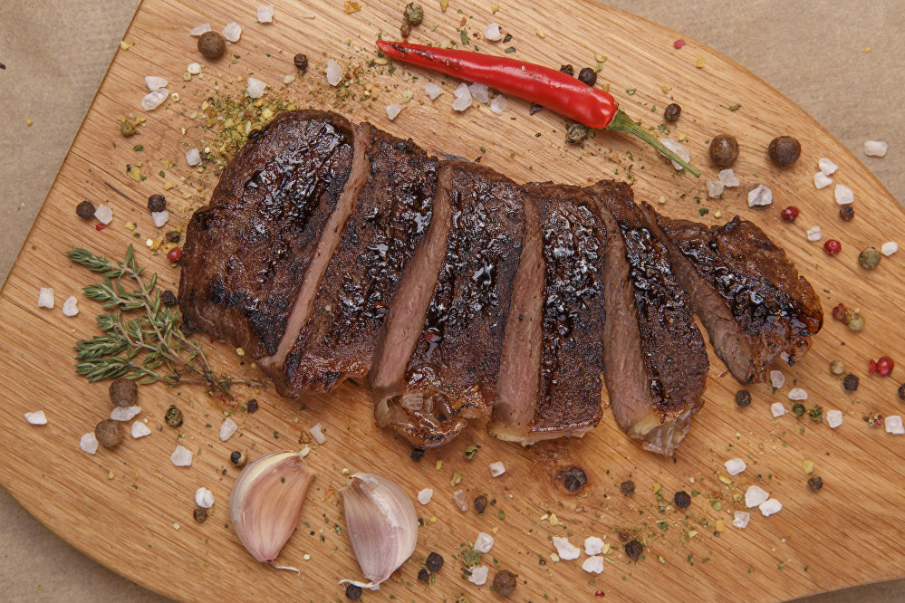 Plat au bœuf