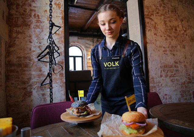 Burgers chez VOLK burgers