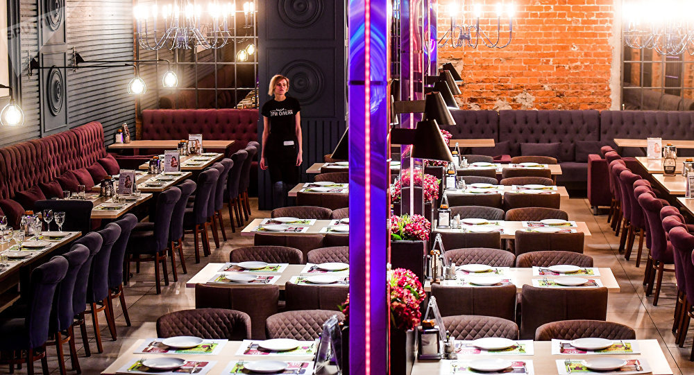 Restaurant Tri Olenya à Samara
