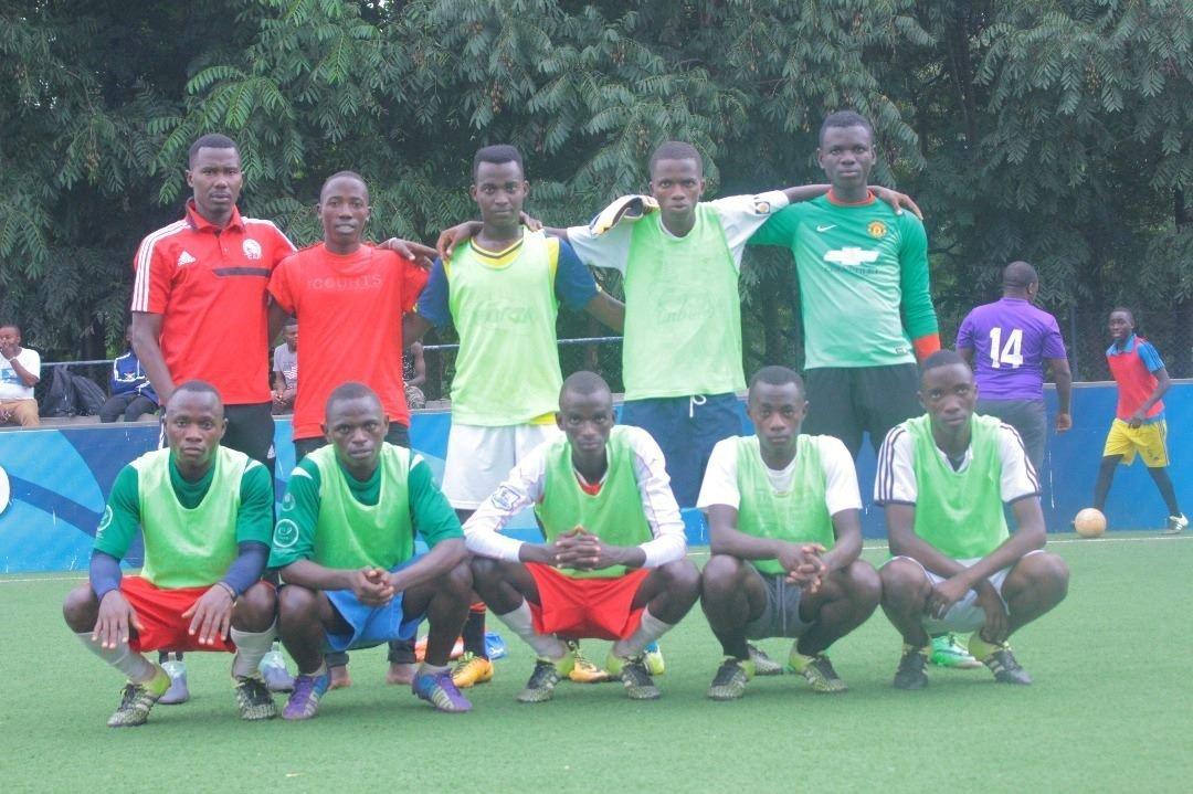 Equipe Imboneza FC de New Generation (Burundi)