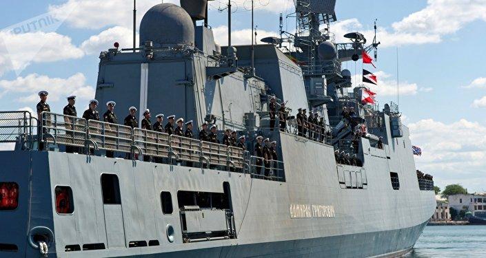 Frégate Admiral Grigorovitch