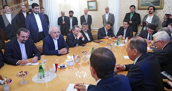 Oubliez le groupe 5+1, l'Iran met en avant le format 4+1