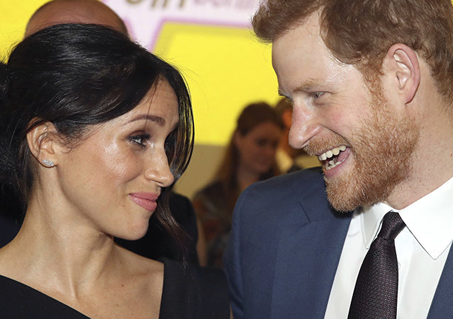 Meghan Markle et le prince Harry