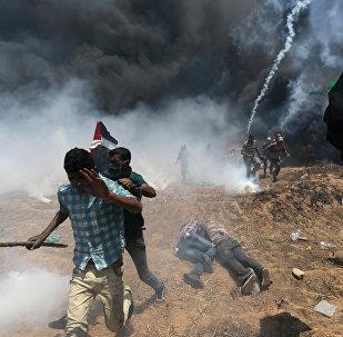 Situation dans la bande de Gaza