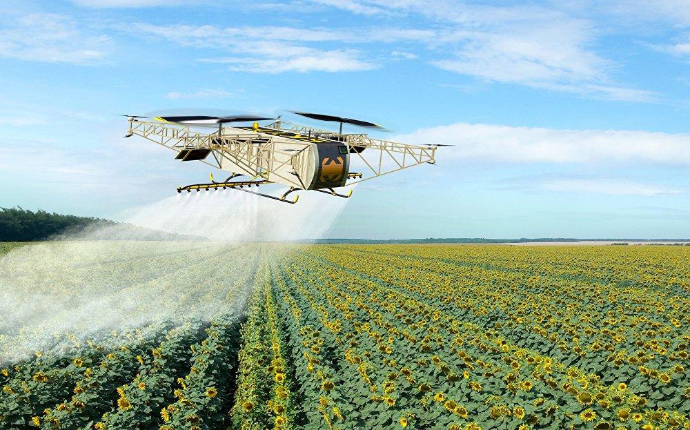 Les drones-cargos russes à la conquête du ciel vietnamien