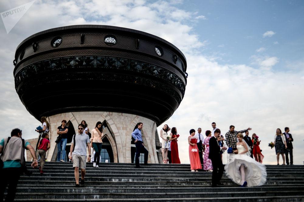 Les villes de la Coupe du Monde: Kazan