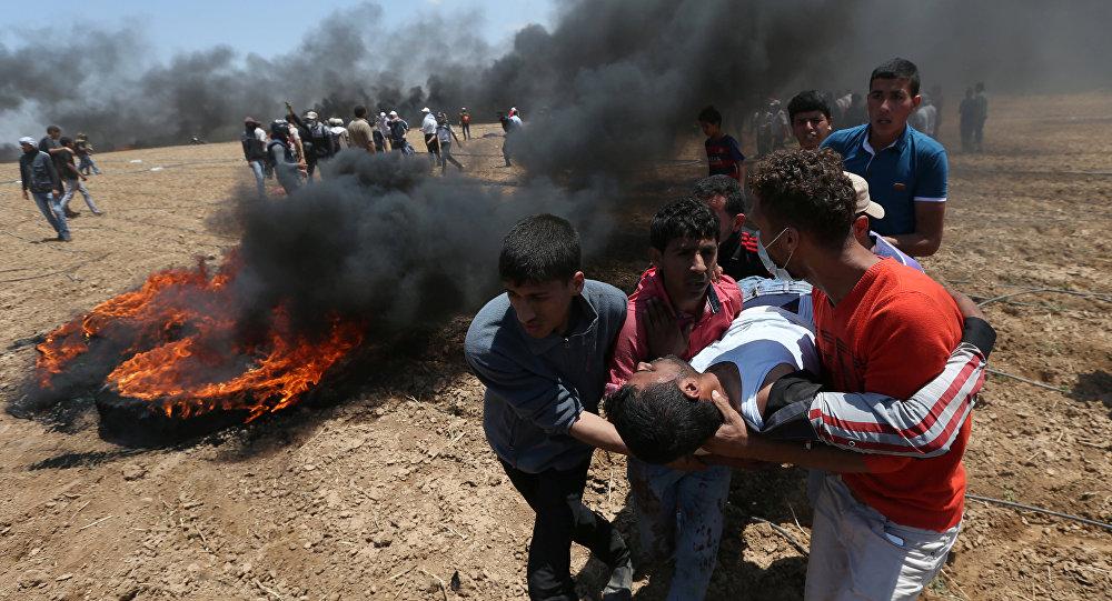 bande de Gaza