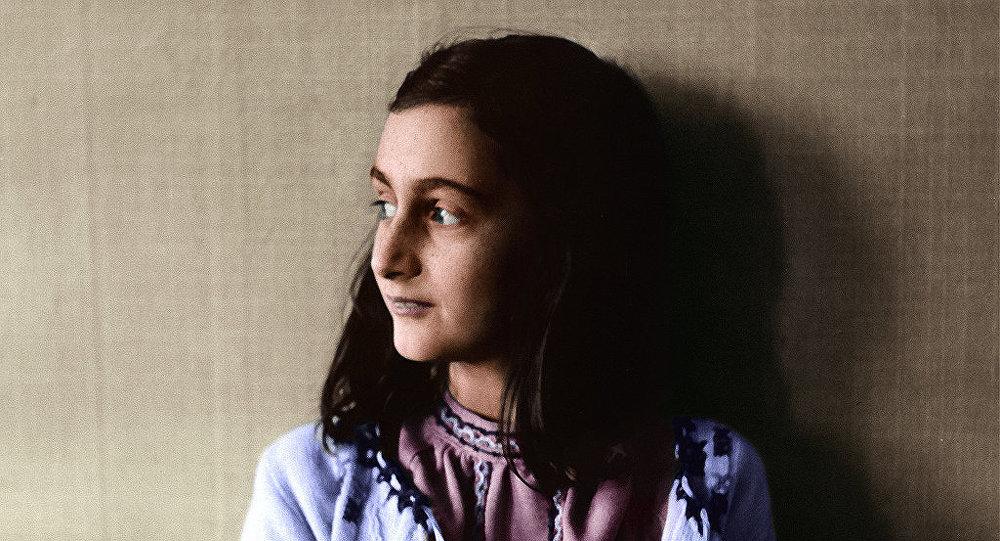 Anne Frank, 1941 (Archiv)