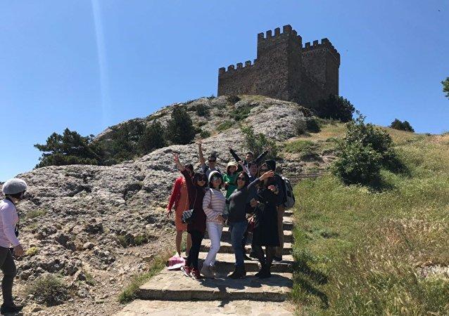 La Crimée, nouvelle destination touristique pour les Vietnamiens