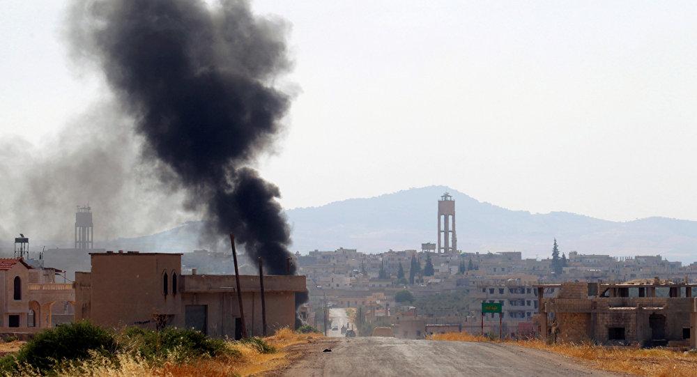 Hama, Sirie