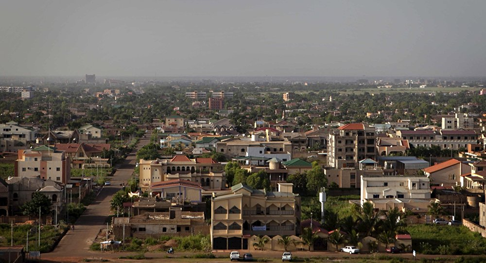 Ouagadougou, Burkina Faso (archives photo)