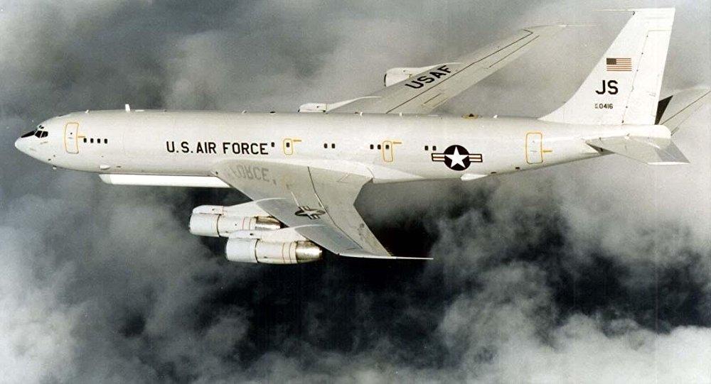 Boeing E-8C Joint STARS
