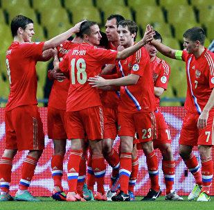 Sélection russe de football