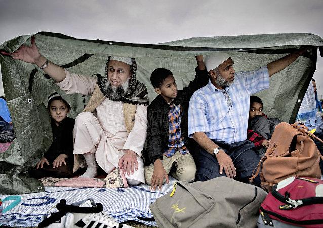 Musulmans au Danemark