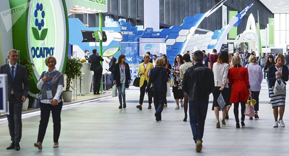SPIEF s'apprête à accueillir 15.000 participants