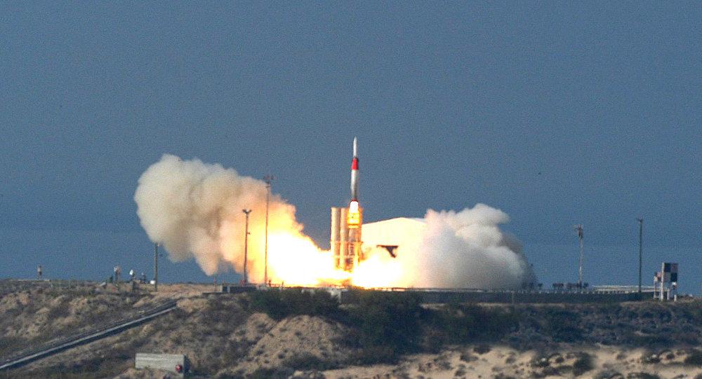 Missile israélien Arrow 3